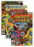 Modern Age (1980-Present):Superhero, Fantastic Four Short Box Group (Marvel, 1970s-90s) Condition:Average VF+....