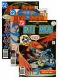 Modern Age (1980-Present):Superhero, Batman Short Box Group (DC, 1977-96) Condition: Average VF....