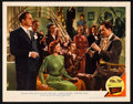 "Movie Posters:Mystery, Song of the Thin Man (MGM, 1947). Lobby Cards (2) (11"" X 14"").Mystery.. ... (Total: 2 Items)"
