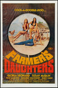 "Movie Posters:Bad Girl, Farmer's Daughters (Alpha Blue, 1976). One Sheet (27"" X 41""). BadGirl.. ..."