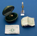 Timepieces:Wristwatch, Rolex, Ladies, 18k, Wristwatch With Original Box & Papers. ...