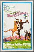 """Movie Posters:Comedy, Barefoot in the Park (Paramount, 1967). One Sheet (27"""" X 41""""). Comedy.. ..."""