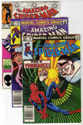 Modern Age (1980-Present):Miscellaneous, Marvel Superhero Group (Marvel, 1983-93) Condition: Average NM.... (Total: 16 Comic Books)