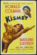 "Movie Posters:Fantasy, Kismet (MGM, 1944). One Sheet (27"" X 41"") Style D. Fantasy. ..."