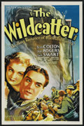 "Movie Posters:Action, The Wildcatter (Universal, 1937). One Sheet (27"" X 41""). Action....."