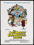 "Movie Posters:Animated, The Bugs Bunny/Road Runner Movie (Warner Brothers, 1979). Poster (30"" X 40""). Animated. ..."