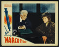 "Movie Posters:Cult Classic, Narcotic (Roadshow Attractions, 1934). Lobby Card (11"" X 14""). Drama. ..."