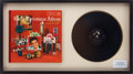 Music Memorabilia:Recordings, Elvis Presley's Personal Copy of Elvis' Christmas Album (1957)....