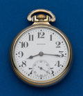 Timepieces:Pocket (post 1900), Howard, 21 Jewel, Series 11. ...