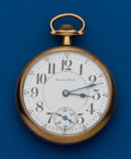 Timepieces:Pocket (post 1900), South Bend, 21 Jewel, 227. ...