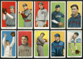 "Baseball Cards:Lots, 1909-11 T206 White Border ""Piedmont"" Collection (10). ..."