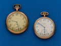 Timepieces:Pocket (post 1900), Two - Elgin, 12 Size, Open Face. ... (Total: 2 Items)