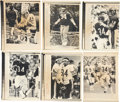 Football Collectibles:Photos, Walter Payton Press Photographs Lot of 58....