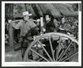 "Movie Posters:Adventure, Gary Cooper in ""North West Mounted Police"" (Paramount, 1940).Photos (5) (8"" X 10""). Adventure.. ... (Total: 5 Items)"