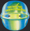 "Movie Posters:Science Fiction, The Day the Earth Stood Still (20th Century Fox, R-2001). PromoMask. (9"" X 9""). Science Fiction.. ..."
