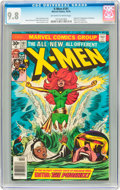 Bronze Age (1970-1979):Superhero, X-Men #101 (Marvel, 1976) CGC NM/MT 9.8 Off-white to whitepages....