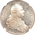 German States:Bavaria, German States: Bavaria. Carl Theodore Taler 1793,...