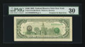 Error Notes:Third Printing on Reverse, Fr. 2174-B $100 1993 Federal Reserve Note. PMG Very Fine 30.. ...