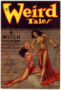 Pulps:Horror, Weird Tales - December 1934 (Popular Fiction, 1934) Condition:FN/VF....