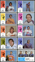 Hockey Cards:Lots, 1974-75 O-Pee-Chee WHA Hockey High Grade Complete Set (66). ...
