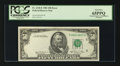 Error Notes:Foldovers, Fr. 2120-E $50 1981 Federal Reserve Note. PCGS Gem New 65PPQ.. ...
