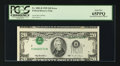 Error Notes:Inverted Third Printings, Fr. 2081-B $20 1995 Federal Reserve Note. PCGS Gem New 65PPQ.. ...