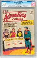Silver Age (1956-1969):Superhero, Adventure Comics #247 (DC, 1958) CGC GD+ 2.5 Cream to off-white pages....