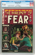 Golden Age (1938-1955):Horror, Haunt of Fear #9 Gaines File pedigree 7/12 (EC, 1951) CGC NM+ 9.6White pages....