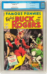 Famous Funnies #209 (Eastern Color, 1953) CGC VF/NM 9.0 Off-white to white pages