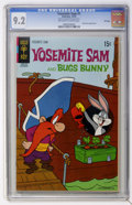 Bronze Age (1970-1979):Cartoon Character, Yosemite Sam #1 File Copy (Gold Key, 1970) CGC NM- 9.2 Off-white towhite pages....