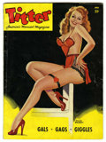 Magazines:Miscellaneous, Titter V2#6 (Titter, Inc., 1946) Condition: VG....