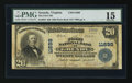 National Bank Notes:Virginia, Grundy, VA - $20 1902 Plain Back Fr. 659 The First NB Ch. # 11698....