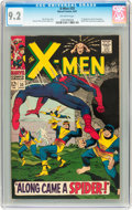 Silver Age (1956-1969):Superhero, X-Men #35 (Marvel, 1967) CGC NM- 9.2 Off-white pages....