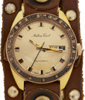 Music Memorabilia:Costumes, Elvis Presley Customized Watch, Owned and Worn by Redd Foxx....