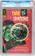 Bronze Age (1970-1979):Horror, Dark Shadows #25 (Gold Key, 1974) CGC NM 9.4 Off-white to whitepages....