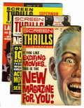 Magazines:Miscellaneous, Screen Thrills Illustrated #1-10 Group (Warren, 1962-66)....(Total: 10 Comic Books)