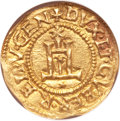 Italy, Italy: Genoa. Biennial Doges gold Scudo d'Oro ND (1541-55),...