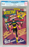 Silver Age (1956-1969):Superhero, Detective Comics #359 (DC, 1967) CGC NM 9.4 White pages....