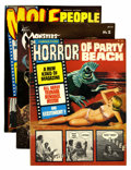 Magazines:Horror, Miscellaneous Monster Magazines Group (Various Publishers, 1964-68) Condition: Average VF/NM.... (Total: 7 Comic Books)