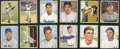 Baseball Cards:Sets, 1950 Bowman Baseball Partial Set With Many Stars (162/252)....