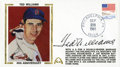 Baseball Collectibles:Others, Ted Williams Signed First Day Cover....
