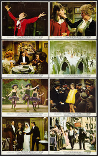 "Funny Girl Lot (Columbia, 1968). Mini Lobby Card Set of 8 (8"" X 10"") and Lobby Cards (5) (11"" X 14"")..."