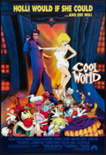 "Movie Posters:Animated, Cool World (Paramount, 1992). One Sheet (27"" X 39.5"") SS.Animated.. ..."