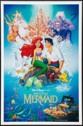 "Movie Posters:Animated, The Little Mermaid (Buena Vista, 1989). One Sheet (27"" X 41"").Animated.. ..."