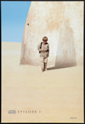 "Movie Posters:Science Fiction, Star Wars: Episode I - The Phantom Menace (20th Century Fox, 1999).One Sheet (27"" X 41"") DS Advance Style A. Science Fictio..."