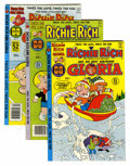 Bronze Age (1970-1979):Cartoon Character, Richie Rich Related Titles - File Copy Group (Harvey, 1970s-80s)Condition: Average VF/NM.... (Total: 39 Comic Books)