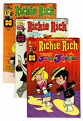 Bronze Age (1970-1979):Cartoon Character, Richie Rich and Jackie Jokers and Related Titles - File Copy Group(Harvey, 1970s-80s) Condition: Average VF/NM.... (Total: 52 ComicBooks)