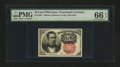 Fractional Currency:Fifth Issue, Fr. 1265 10¢ Fifth Issue PMG Gem Uncirculated 66 EPQ.. ...