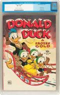 Golden Age (1938-1955):Cartoon Character, Four Color #62 (Dell, 1945) CGC VF+ 8.5 Off-white to white pages....