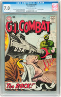 Silver Age (1956-1969):War, G.I. Combat #68 (DC, 1959) CGC FN/VF 7.0 Cream to off-white pages....